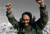حضور شهید مدافع حرم، «علی سعد» در سوریه+فیلم