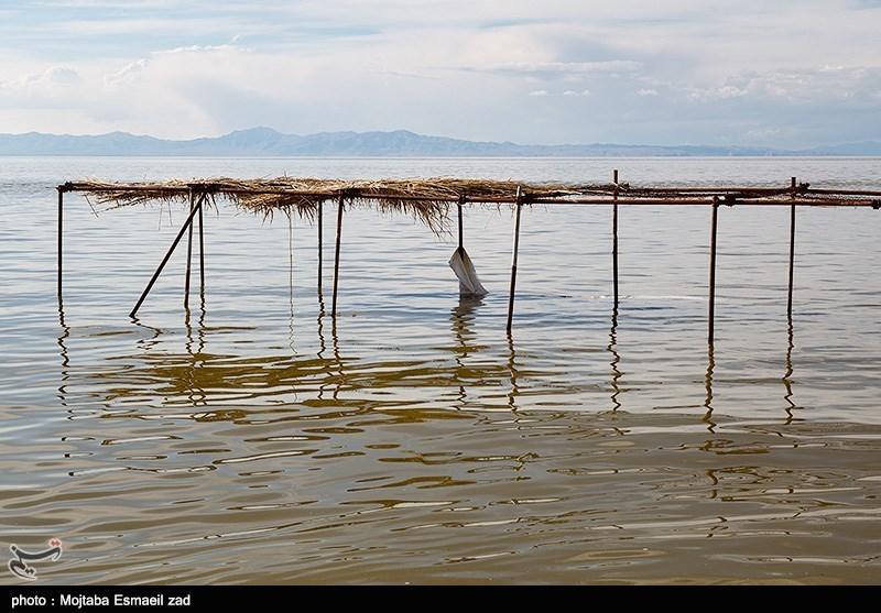 حجم آب دریاچه به 5 میلیارد 160 میلیون متر مکعب افزایش یافت