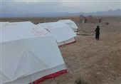 خراسانجنوبی|بیش از 400 خانوار سیلزده سربیشه در مکانهای امن مستقر شدند
