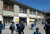 55 درصد مدارس تهران در وضعیت زرد و قرمز