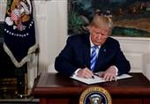 ترامپ طرح کنگره برای پایان دادن به حمایت از تجاوز به یمن را وتو کرد
