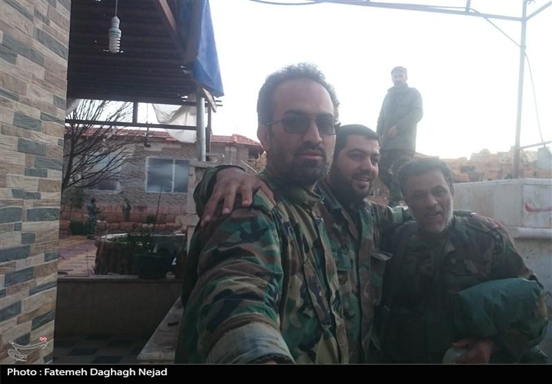 خوزستان| لبخند بهشتی شهید سعد؛ عکسهای دیده نشده از شهیدی که پیکرش امروز بازگشت