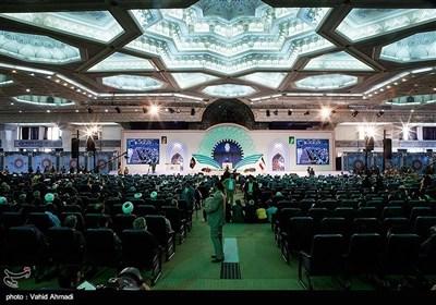 تہران میں قرآن الکریم کا بین الاقوامی مقابلہ