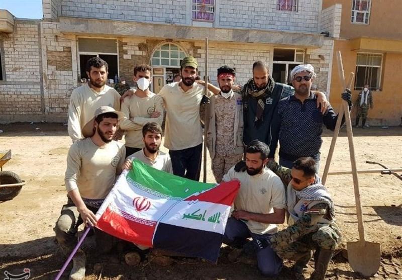 اهواز| پویش «الرد الجمیل» با هدف جمعآوری کمک به سیلزدگان در عراق راهاندازی شد