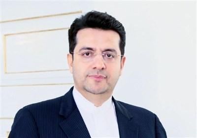 سخنگوی وزارت خارجه: هیچ گفتگویی بین ایران و آمریکا وجود ندارد