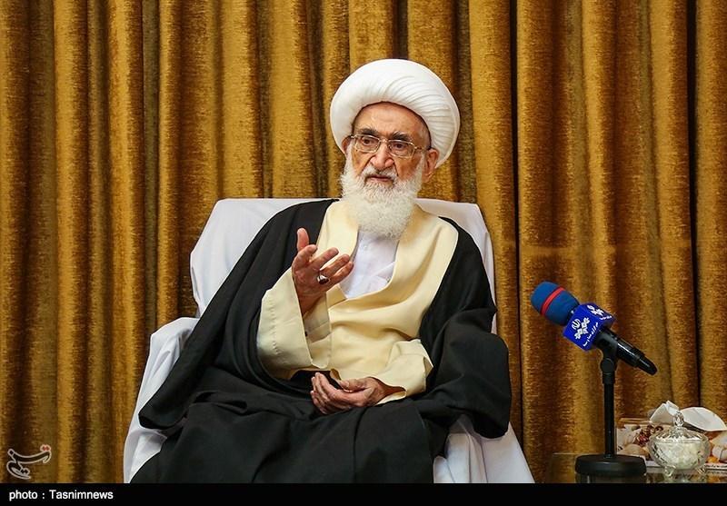 آیتالله نوری همدانی: معرفی انقلاب اسلامی یکی از رسالتهای حوزههای علمیه است