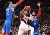 پلیآف لیگ NBA| راکتس و باکس پیروز شدند/ تاندر حریف بلیزرز نشد