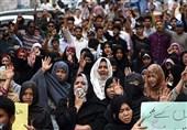 ادامه تحصن مردم هزاره در کویته