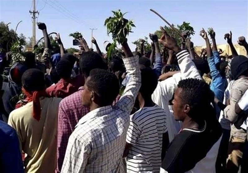 Sudan Protests: Army Fires at Khartoum Rally, Killing Two