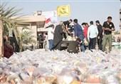 قدردانی مردم سیلزده خوزستان از حمایت نُجَباء +فیلم