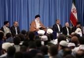 امام خامنهای: برخی از سران کشورهای عربی نوکر کفّار هستند