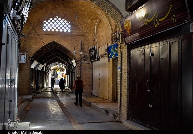 مخروبههای بازار تاریخی کرمان ساماندهی شود