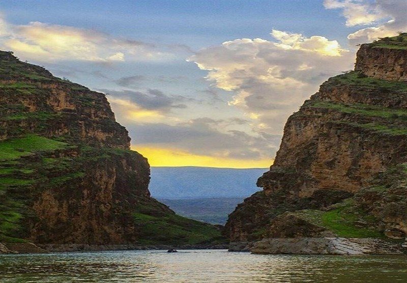 Kafari Strait; Must-See Tourist Site in Western Iran