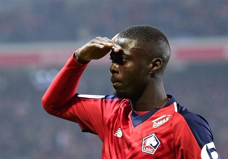 فوتبال جهان  اینتر هم به صف مشتریان ستاره فصل لیگ فرانسه پیوست