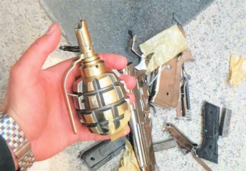 تهران| بازداشت عامل تهدید به بمبگذاری در یک بانک + تصاویر