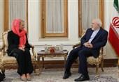 Iran FM, UN Diplomat Discuss Situation in Iraq