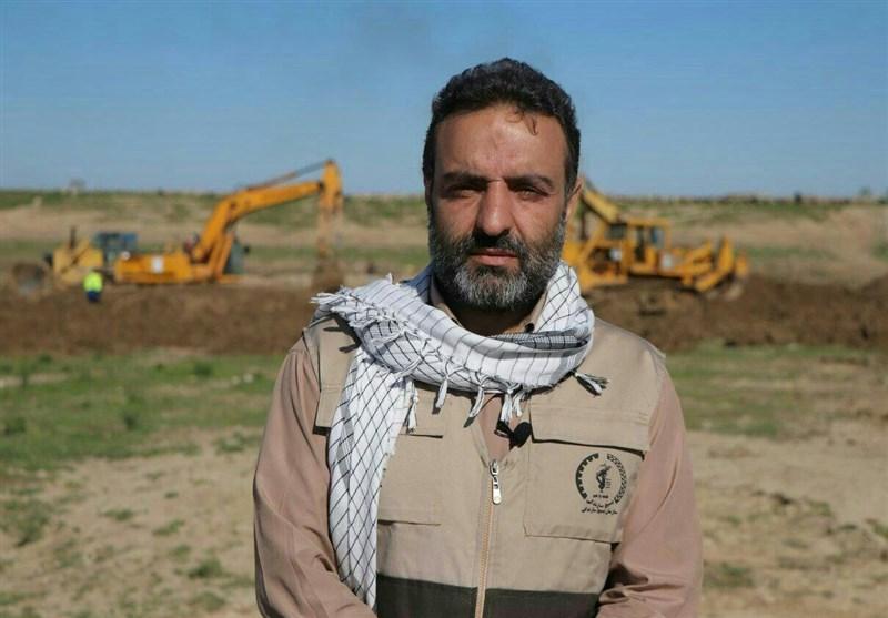 خدمت رسانی 2350 گروه جهادی در مناطق سیل زده