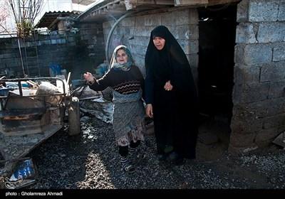 بازدید رئیس سازمان بسیج مستضعفین از مناطق سیلزده مازندران