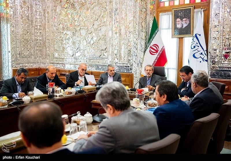 جلسه مشترک دولت و مجلس با موضوع حمایت از تولید ملی