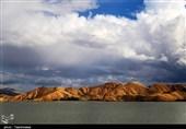 آبگیری بند خاکی عبدل آباد بجنورد به روایت تصویر