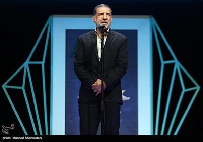 سردار کوثری در آیین اختتامیه هفته هنر انقلاب اسلامی