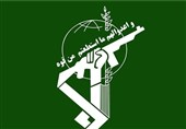 قوات الحرس الثوری تشتبک مع عصابة ارهابیة غربی البلاد