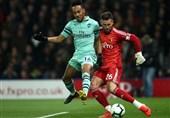 فوتبال جهان| آرسنال با اشتباه دروازهبان رقیب 3 امتیاز گرفت