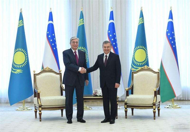 نخستین سفر خارجی توکایف؛ قزاقستان برای ازبکستان بیش از یک شریک است