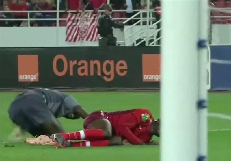 فوتبال جهان| مصدومیت شدید بازیکن گینهای در لیگ قهرمانان آفریقا با طعم تمدید قرارداد + عکس