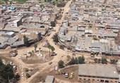 پاکسازی شهر سیلزده پلدختر/ گِلولای سیلاب به کجا منتقل شد+فیلم