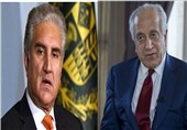 خلیلزاد اظهارات وزیر خارجه پاکستان درباره آغاز مذاکرات صلح را تکذیب کرد