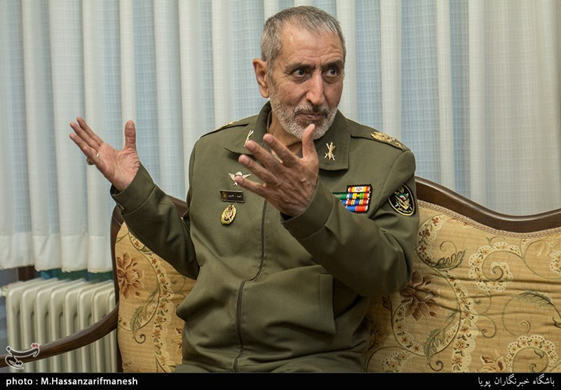 گفت و گو با احمد دادبین فرمانده سابق نیروی زمینی ارتش