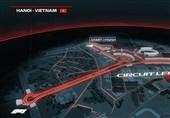 بازدید مدیر فرمول یک از مسیرهای تازهساخت گرندپری ویتنام