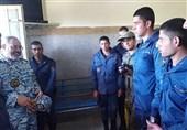 اعطای 10 روز مرخصی به سربازان خوزستانی پایگاه آموزشی قیام ارتش