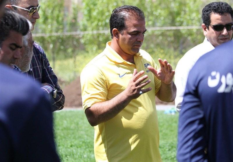 مهابادی: خودمان هم انتظار این برتری پُر گل مقابل ملوان را نداشتیم/ بازیکنان و کادرفنی یک ریال پول نگرفتهاند