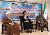 ارومیه  قدرتهای بزرگ در مقابل قدرت ایمان نیروهای مسلح ایران عاجزند