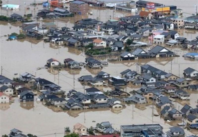 از ژاپن تا آمریکا؛ طبیعت چگونه از بشر انتقام میگیرد + تصاویر