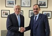 دیدار مشاور اردوغان با نماینده ویژه آمریکا در امور افغانستان