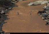 راه ارتباطی 88 روستای لرستان همچنان قطع است