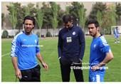 گزارش تمرین استقلال| تمرینات اختصاصی 2 بازیکن در روز بازگشت مجیدی + عکس