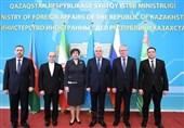 نشست گروه کاری دریای خزر در قزاقستان برگزار می شود