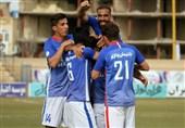 صعود گلگهر سیرجان به لیگ برتر با قهرمانی در لیگ دسته اول/ پایان طلسم 3 ساله وینگو