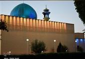 مسجد زیبای دانشگاه شهید باهنر کرمان به روایت تصویر
