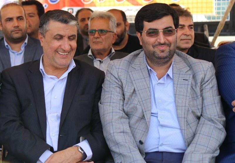 آغاز بازسازی راههای خوزستان بعد از فروکش کردن آب