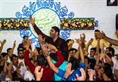 جشن ولادت حضرت علی اکبر(ع) در کاشان به روایت تصویر