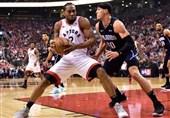 پلیآف لیگ NBA| تورونتو، دنور و پورتلند پیروز شدند