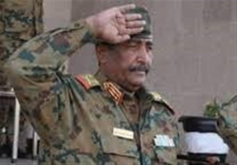 سودان تریبون: سرلشکر عبدالفتاح برهان رئیس شورای حاکمیتی میشود