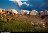اسکان اضطراری 123 هزار نفر سیل زده در خوزستان/ 234 روستا تخلیه شدند
