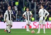 فوتبال جهان| افت چشمگیر ارزش سهام باشگاه یوونتوس پس از حذف از لیگ قهرمانان اروپا