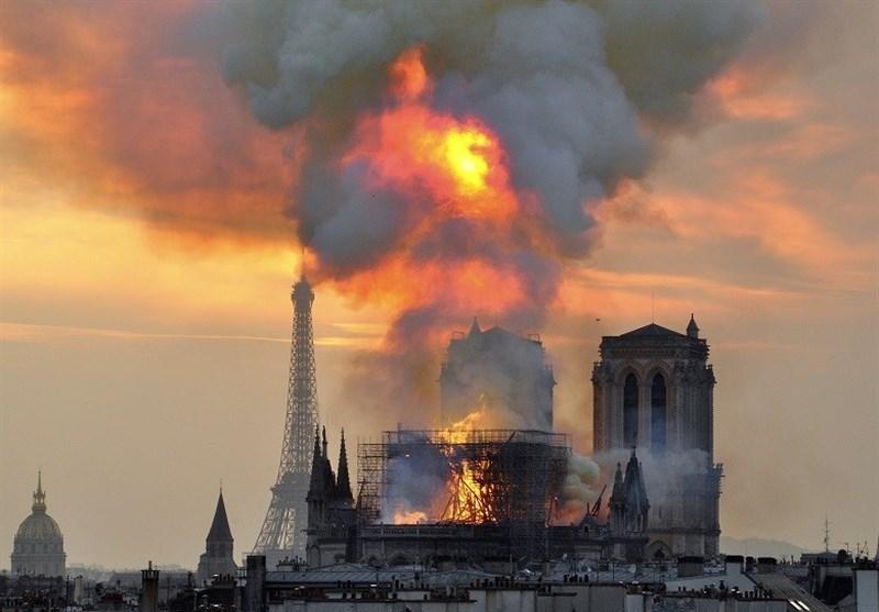 $1bln Raised to Rebuild Paris' Notre Dame after Fire